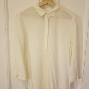 Phase Two 3/4 length sleeved blouse